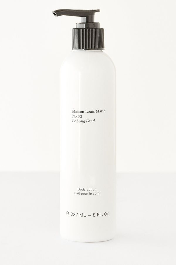 MAISON LOUIS MARIE NO. 02 LE LONG FOND BODY LOTION