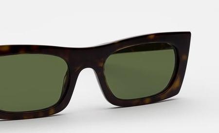 UNISEX RetroSuperFuture Fred Havana eyewear - Green