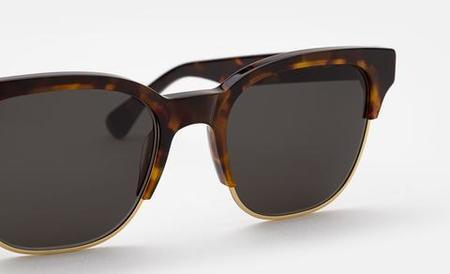 Unisex RetroSuperFuture Lele Classic Havana eyewear - brown