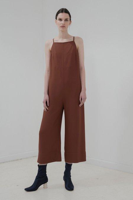 Nomia Cropped Strap Jumpsuit