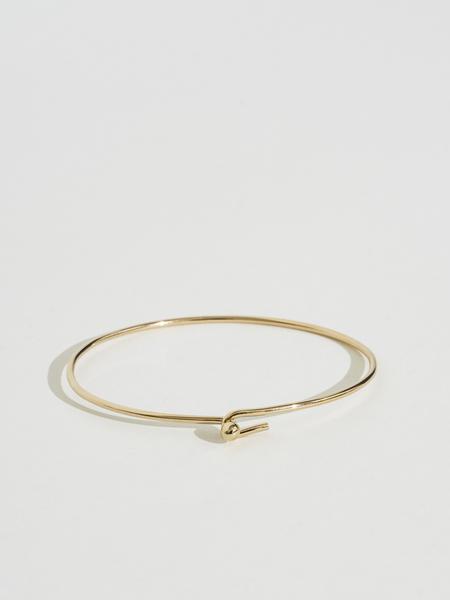 J. Hannah Lumen Bracelet - 14K Yellow Gold