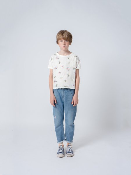 KIDS Bobo Choses Dandelion T-Shirt - White