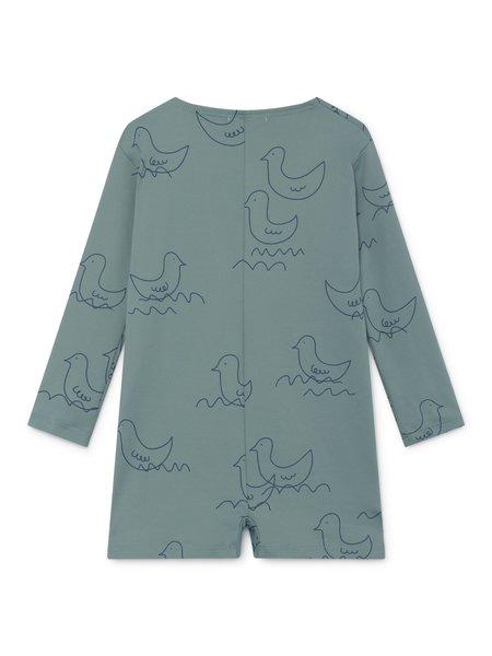 KIDS Bobo Choses Geese Swim Overall - Mint