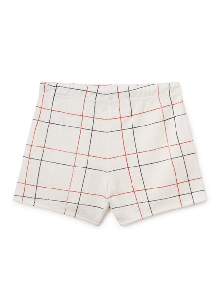 KIDS Bobo Choses Lines Shorts - White Lines