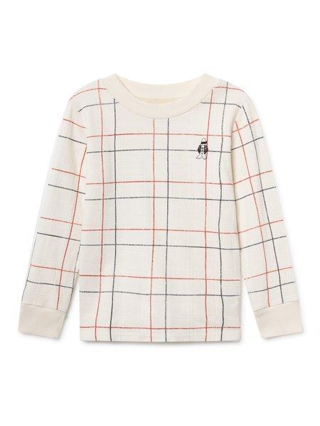 KIDS Bobo Choses Lines T-Shirt - White Lines