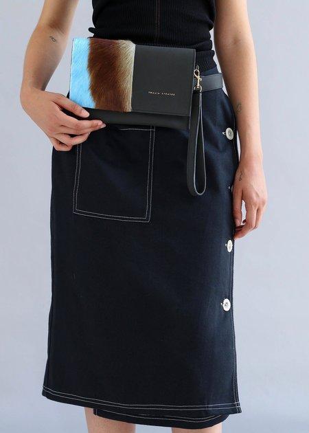 Thalia Strates Mali Clutch/Belt Bag - BLUE