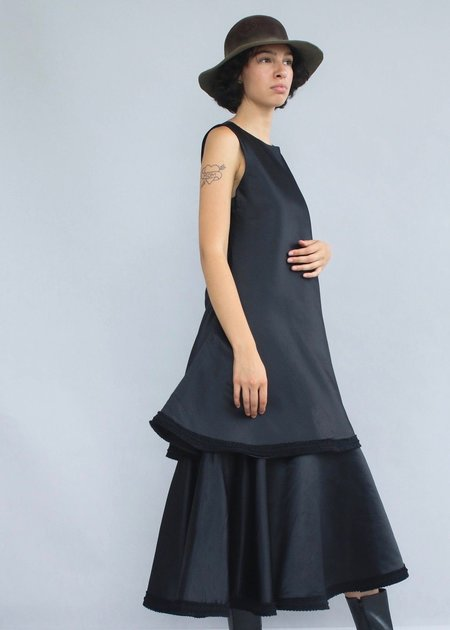 Nicholas Coutts Molly Dress - BLACK