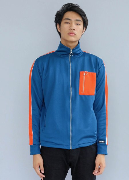 UNISEX What We Wear Vertical Tracksuit Jacket