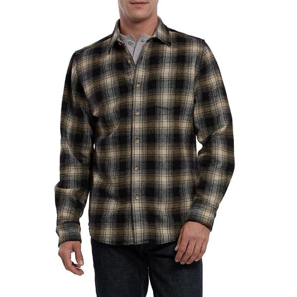 Grayers Mason Heritage Flannel Shirt
