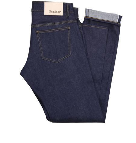 Railcar Fine Goods Railcar Spikes X005 Raw Jeans