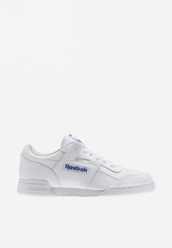 reebok workout plus white royal