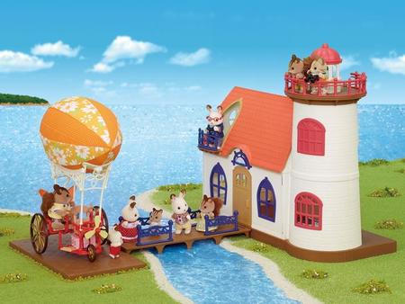 Kids Calico Critters Starry Point Lighthouse Set