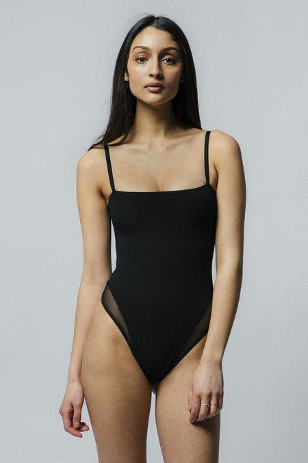 Mary Young Nalini Bodysuit - Black