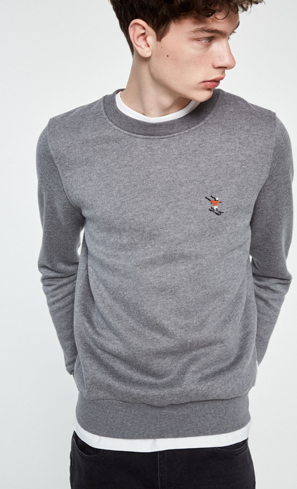 Armedangels PETER SKIERS BADGE Sweatshirt on Garmentory
