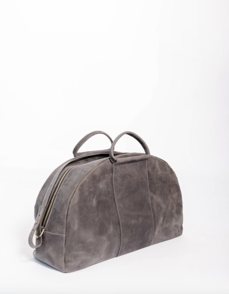 Boutonne James Weekender Bag - Grey
