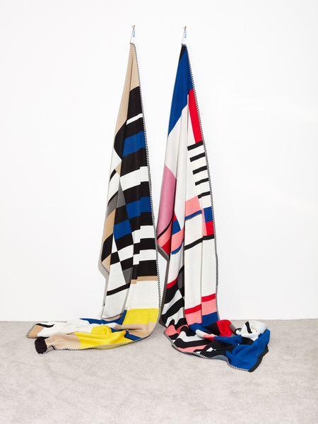 Bogus Studio Throw Blanket