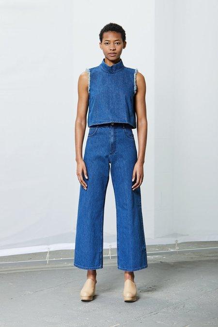Rachel Comey clean legion pant - classic indigo