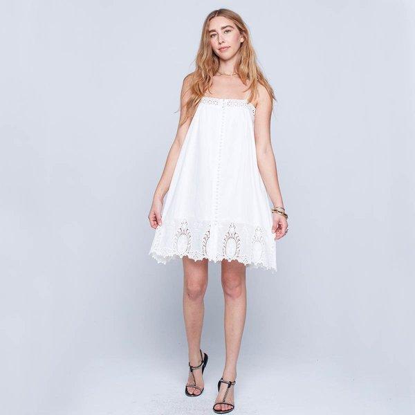 0d4e0468eb5b Knot Sisters Hampton Dress - White
