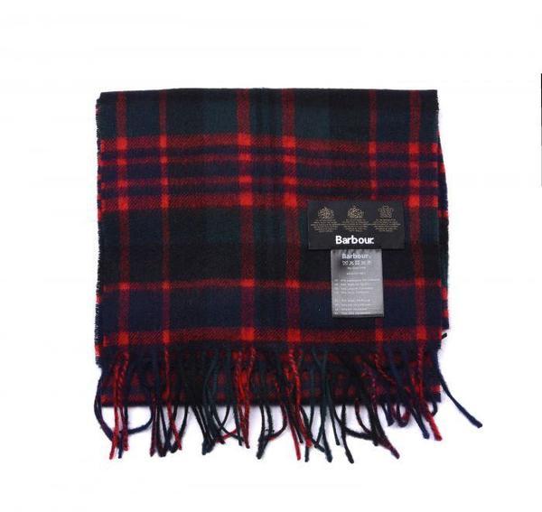 89919ef87f730 Barbour New Check Tartan Scarf - Macdonald | Garmentory