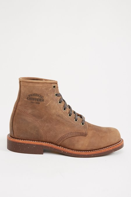 "Chippewa 6"" Crazy Horse General Utility Service Boot"