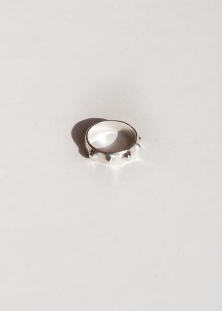 Ello Ello La Montaña Ring - Sterling Silver