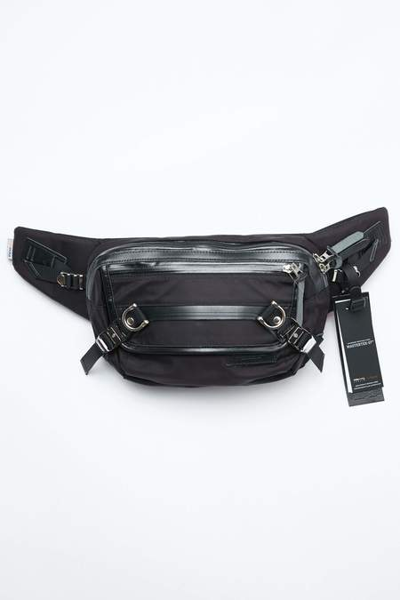 Master-Piece Potential Ver. 2 Hip Bag - Black