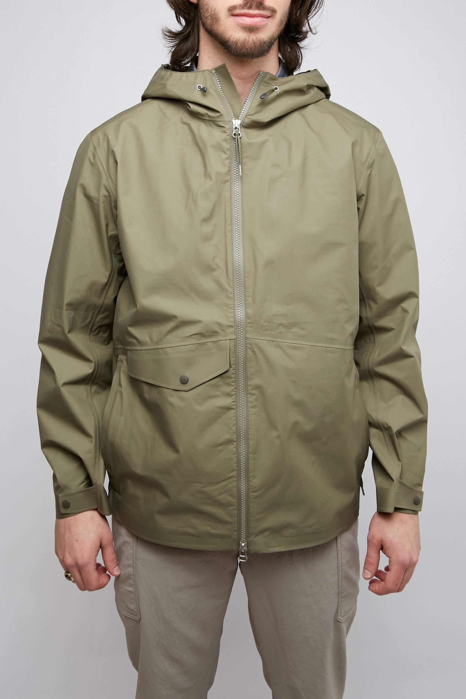 6f8d1902a Nanamica Gore-Tex Cruiser Jacket - Khaki