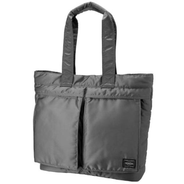 06d9c960568 Porter-Yoshida   Co Tanker Tote Bag - Silver Grey   Garmentory