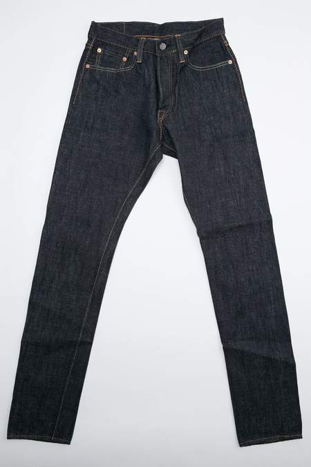 Pure Blue Japan XX-019 14 oz. Relaxed Tapered - One Wash