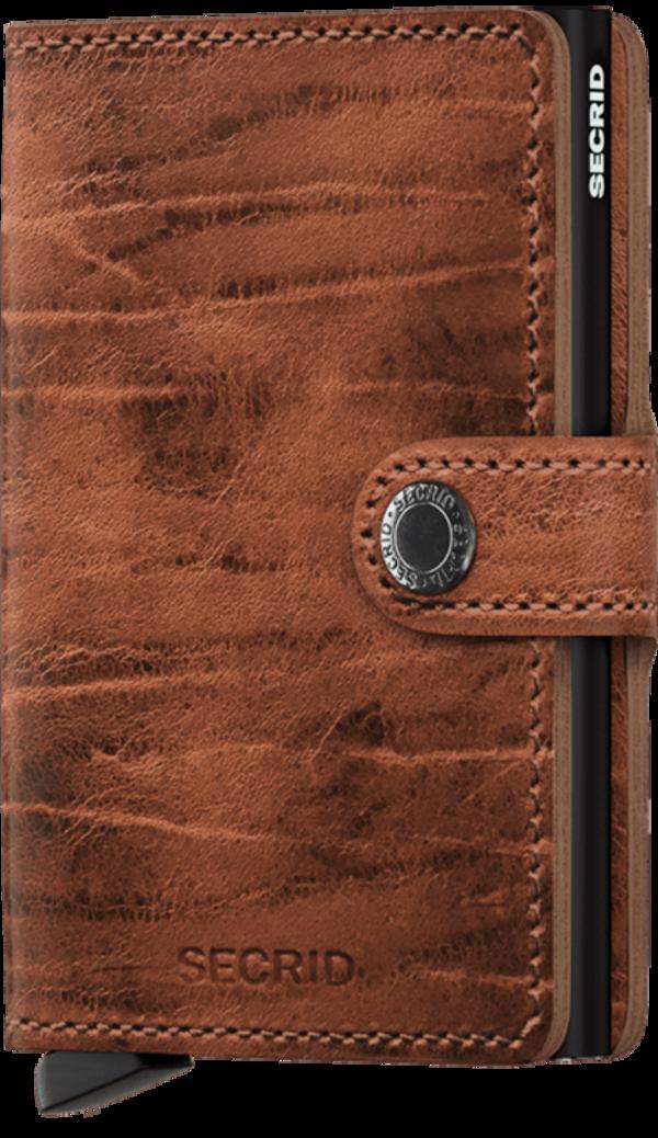 df5f4e6812d Unisex Secrid Mini Wallet - Dutch Martin Whiskey | Garmentory