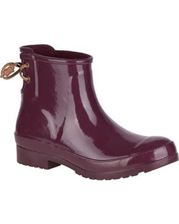 Sperry Walker Turf Rain Boot - Grape