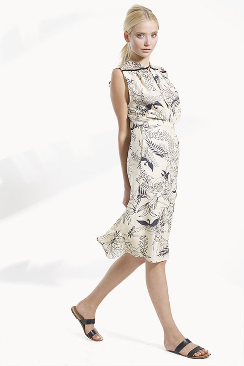 Heidi Merrick Sway Dress