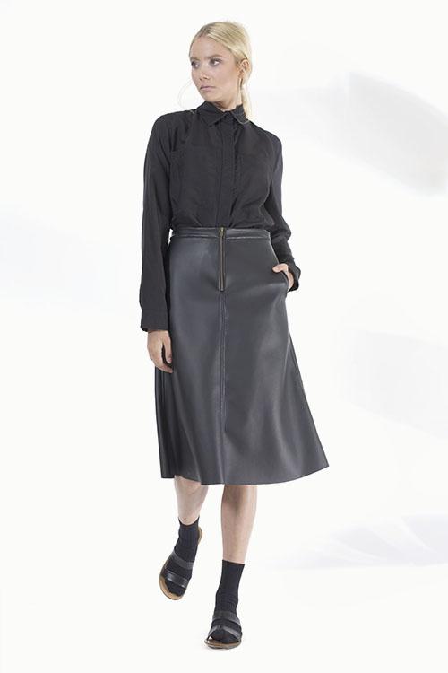 Heidi Merrick Crow Skirt