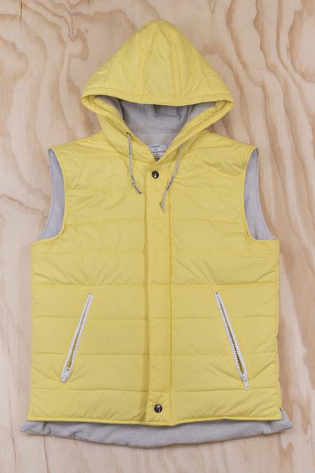 Cuisse de Grenouille Gilot Cadot Vest - yellow