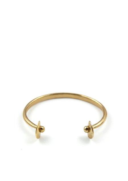 Tiro Tiro Clarus Bracelet - Brass