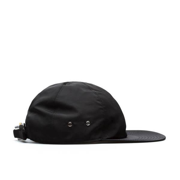 1017 ALYX 9SM Baseball Cap With Buckle - Black  aea1f3afb0d