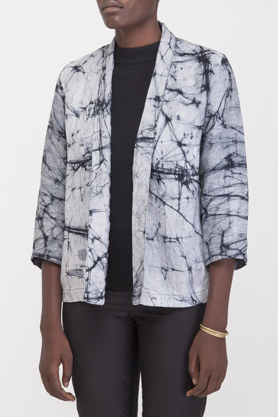 Osei-Duro Arca Jacket in Icebreak