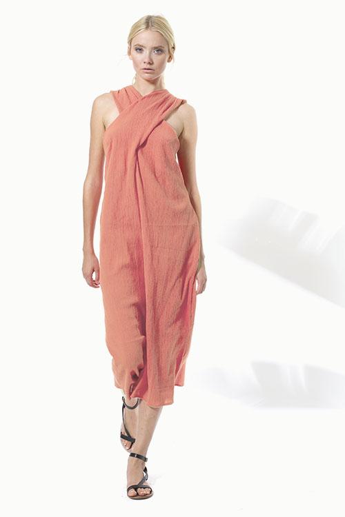 Heidi Merrick Parker Dress