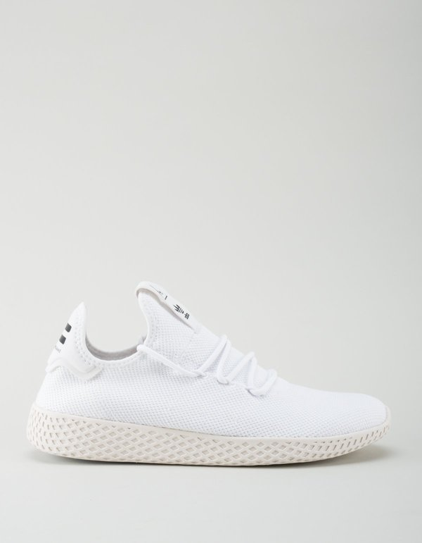 473ffa16b Adidas x Pharrell Williams Tennis Hu Sneakers - White