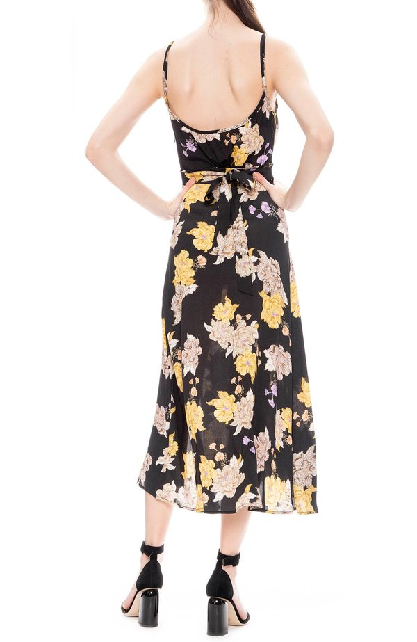 Flynn Skye Hazel Midi Dress - Out Of This World Floral