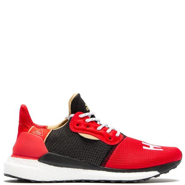 af136fe40d6c0 adidas by Pharrell Williams CNY Solar Hu - Scarlet