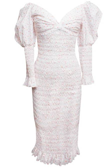 Alejandra Alonso Rojas Edurne Dress