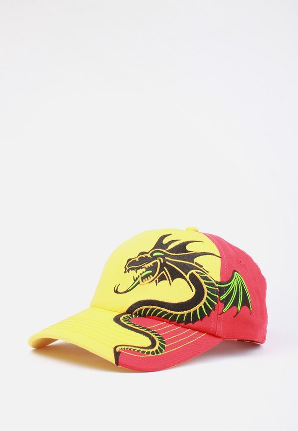 c90b1a95e Unisex Perks and Mini Enter The Cap - Yellow Red