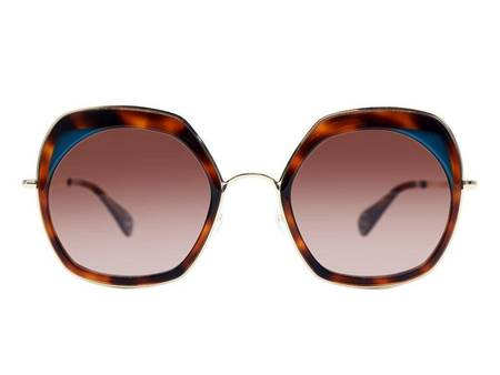 WOOW eyewear Super Pop 1 Sunglasses - TORTOISE