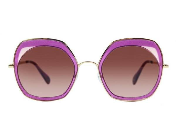 WOOW eyewear Super Pop 1 Sunglasses - PURPLE