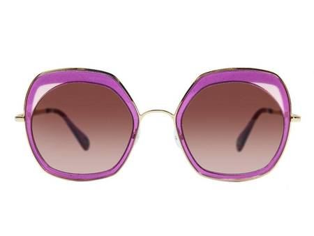 WOOW eyewear Super Pop 1 Sunglasses - PURPLE