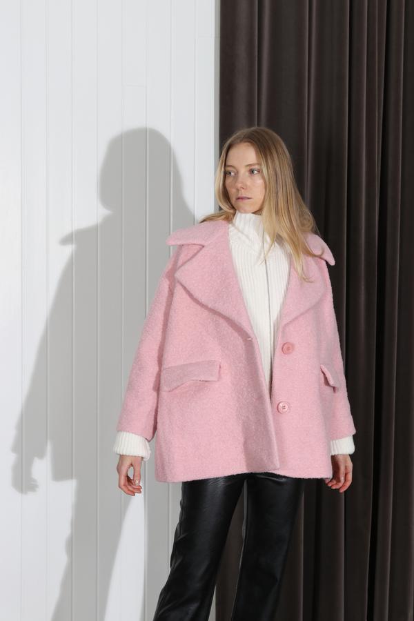 Ganni Fenn Jacket - Pink
