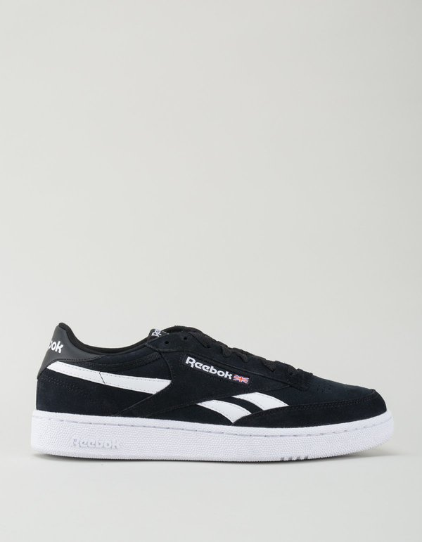 Reebok Classic Revenge Plus Sneakers BlackWhite on Garmentory