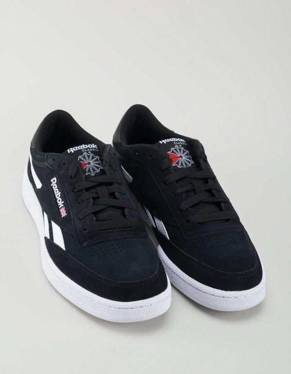 Reebok Classic Revenge Plus Sneakers BlackWhite