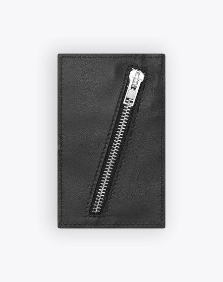 SOUTH LANE STOCKHOLM AVANT Raw Cardholder - White